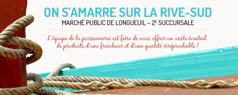 Deuxième succursale à Longueuil
