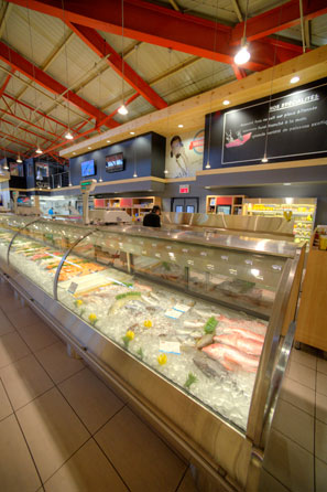 Services Poissonnerie du Marché